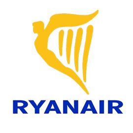 ryanair logo & afmetingen handbagage informatie